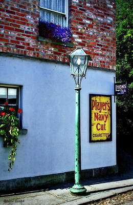 Photograph - The Shops At Bunratty Castle by Rebecca Samler