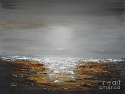 Painting - The Shore by Preethi Mathialagan