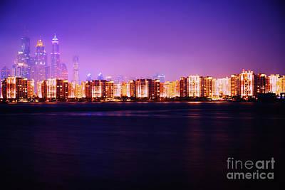 Photograph - The Shoreline Palm Jumeirah by Aperturez - Mohamed Hassouneh Photography
