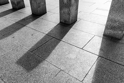 Photograph - The Short Shadow by SR Green