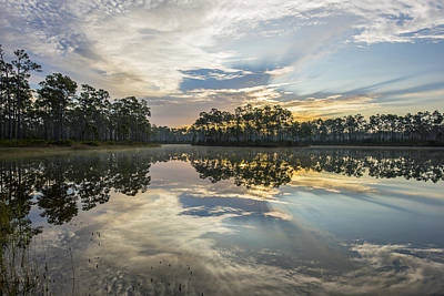 Everglades National Park Photograph - The Show Keeps Going by Jon Glaser