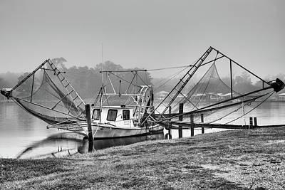 Photograph - The Shrimp Boat Money Pit by JC Findley