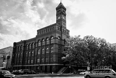 Auditors Wall Art - Photograph - The Sidney R. Yates Federal Building Washington Dc Usa by Joe Fox