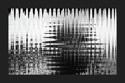 Abstract Sights Mixed Media - The Sight Of Sound by Ryan Fox