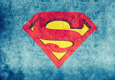 Digital Art - The Sign Of Superman by Anton Kalinichev