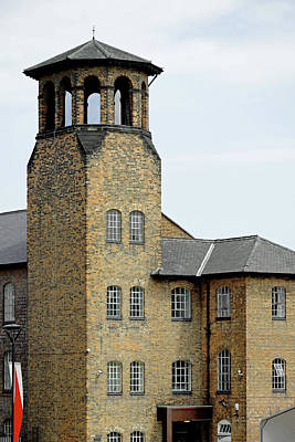 Bath Time Rights Managed Images - The Silk Mill, Derby Royalty-Free Image by Rod Johnson