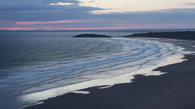Photograph - The Silver Sea by Kathryn Bell