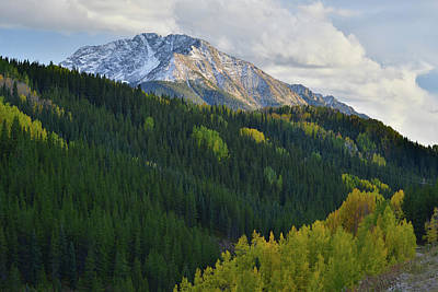 Photograph - The Silverton To Durango Highway by Ray Mathis