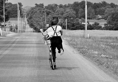 Photograph - The Simple Life by Stephanie Calhoun