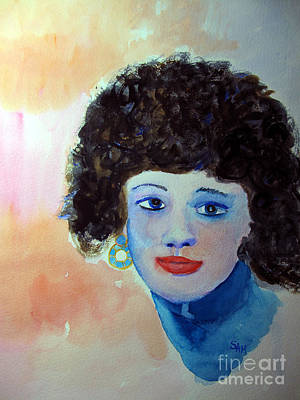 Painting - The Sixties by Sandy McIntire