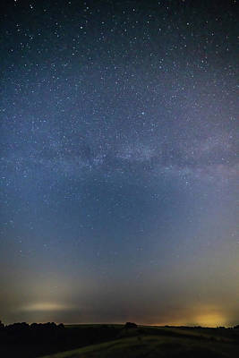 Photograph - The Sky At Night by Framing Places