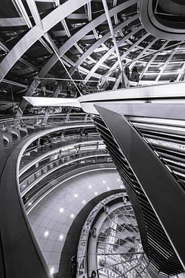 Photograph - The Sky Bridge by Alex Lapidus