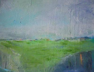 The Sky Is Falling Original by Susan Esbensen