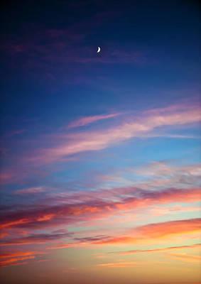 The Sky Art Print by Svetlana Sewell