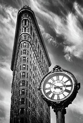 Vintage Architecture Photograph - The Sky's The Limit by Jessica Jenney
