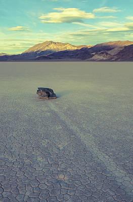 Photograph - The Sliding Rock by Jonathan Nguyen