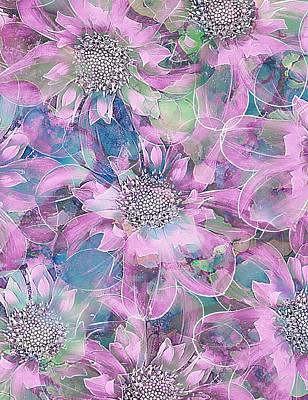 Mixed Media - The Smell Of Spring 2 by Klara Acel