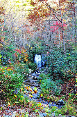 The Smokies Art Print by Brittany H