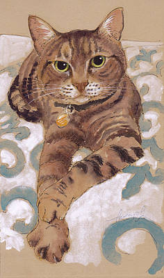 The Smooth-talkin' Cat Original by Tracie Thompson