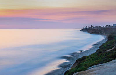 Photograph - The Soft Coast by Peter Tellone