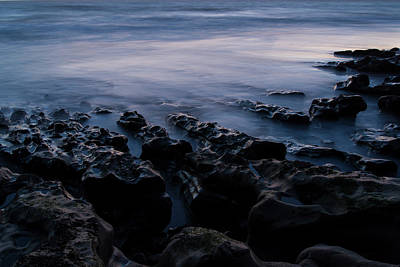 Photograph - The Soft Edge Of Sunset by Alex Lapidus