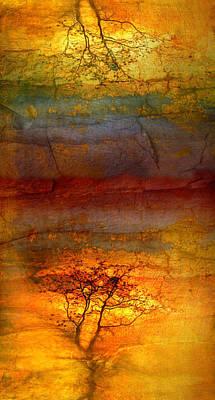 The Soul Dances Like A Tree In The Wind Art Print