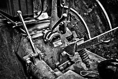 Photograph - The Soul Of A John Deere by Luke Moore