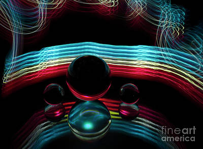 Photograph - The Sound Of Light 2 by Bob Christopher