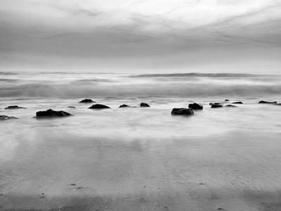 Photograph - The Sound Of Silence by Meir Ezrachi