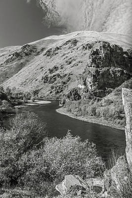 Photograph - South Fork Boise River 3 by Mark Mille