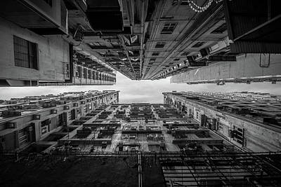 Photograph - The Space Between by Brenden King