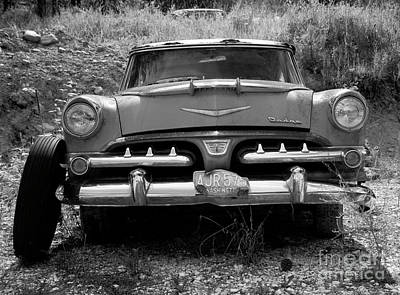 Photograph - The Spare Tire by Denise Bruchman