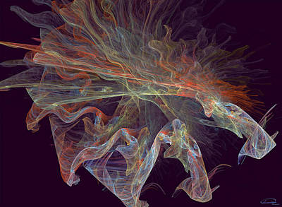 The Spell Art Print by Emma Alvarez
