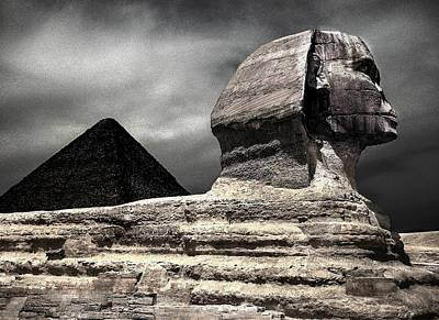 Stellar Interstellar - The Sphinx by Jeff Watts