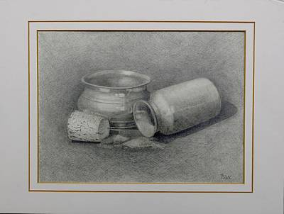 Drawing - The Spice Of Life by Grace Diehl