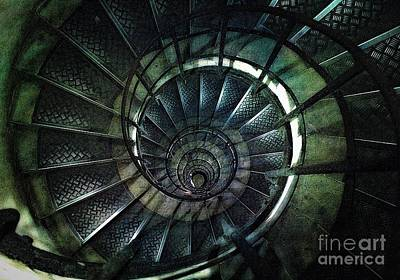 Photograph - The Spiral by Lilliana Mendez