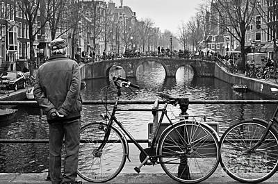 Photograph - The Spirit Of Amsterdam by Carlos Alkmin