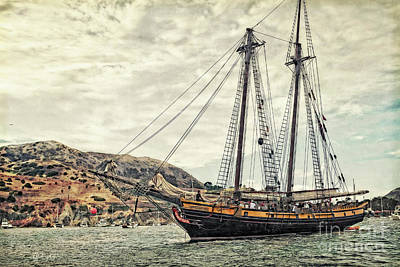 Photograph - The Spirit Of Dana Point by Gabriele Pomykaj