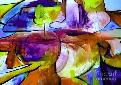 Digital Art - The Spirit Of Diversity Painting by Lisa Kaiser