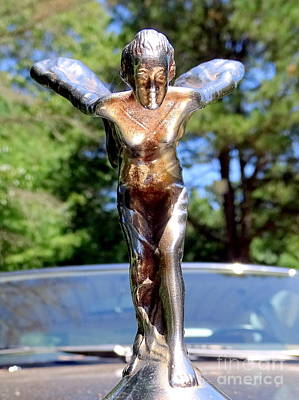 Photograph - The Spirit Of Ecstasy by Ed Weidman
