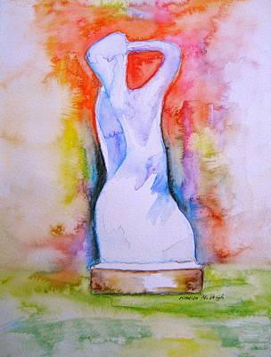 The Spirit Of Manayunk Print by Marita McVeigh
