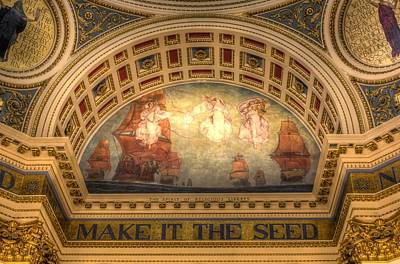 Art Print featuring the photograph The Spirit Of Religious Liberty by Shelley Neff