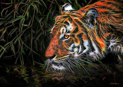The Spirit Of The Tiger  Original
