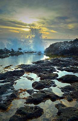 Photograph - The Splash by Tara Turner