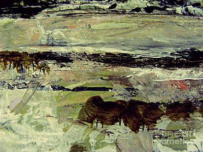 The Spring Floods Art Print