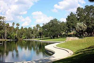Photograph - The Springs In Longwood by Kristin Elmquist