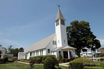 Photograph - The St Francis De Sales R C Church by Steven Spak