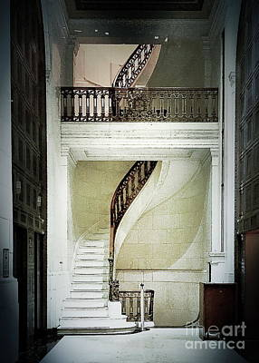 Photograph - The Staircase by Jenny Revitz Soper