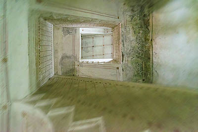 Photograph - The Staircase Vortex by Enrico Pelos