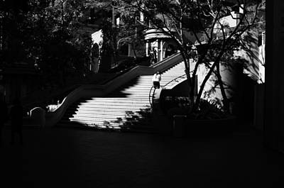 Photograph - The Stairway by Joe Burns